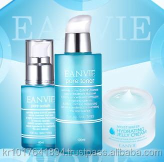 Top Selling EANVIE PORE anti aging SERUM pore tightening anti pore serum Korean skin care Private labeling OEM/ODM
