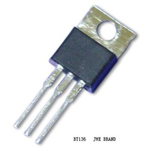 Traic transistor