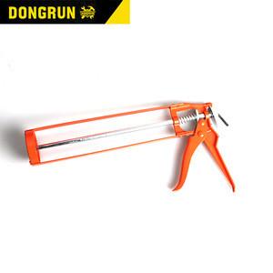 Two part adhesive skeleton heavy duty epoxy cox mortar dual cartridge plastic caulking gun