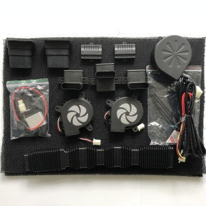 Wholesale Chinese 12V Turbine Fan Ventilation System of Car Seat