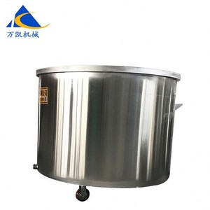 Wholesale custom 50-1000L stainless steel mobile cylinder storage tank
