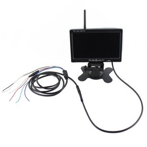 Wireless Car Monitor,Digital Parking Sensor,7.0 inch Rearview,Wide Angel,360 Degree Adjust,4pcs,Wholesale Drop Ship