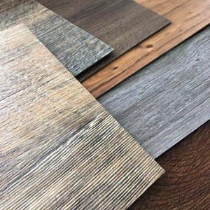 Wood Grain Premium Color high quality for flooring printing pvc film