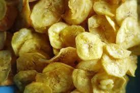Banana & Potato Chips