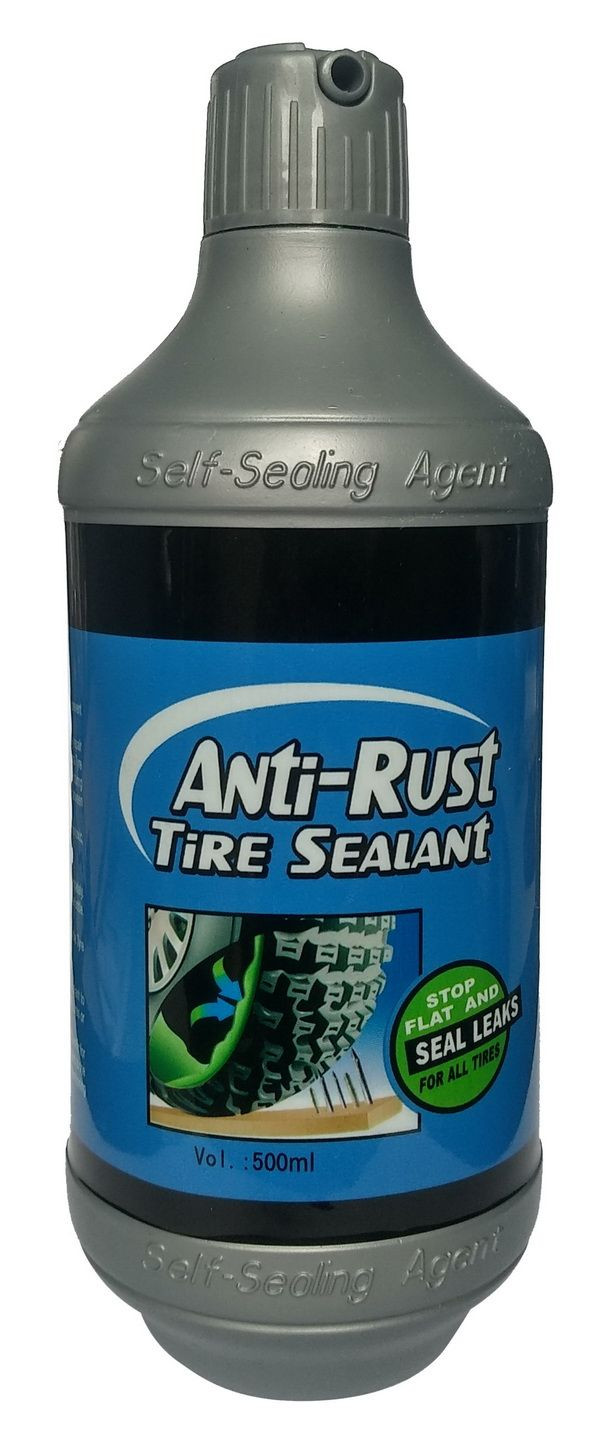 500ml QiangBao® Anti-Rust  Liquid Tire Sealant for Cars Tire Protector Tire Sealant Manufacturer