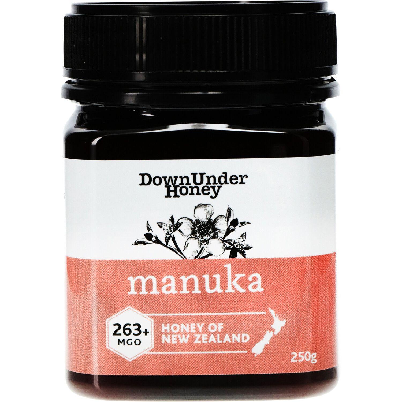 Manuka Honey New Zealand MGO 263+ Retail Packed