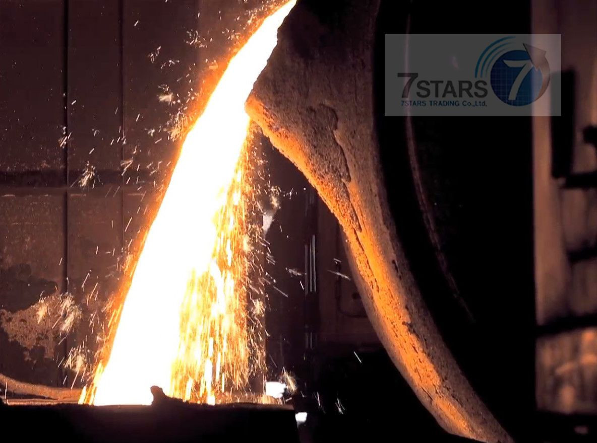 All kinds of steel products