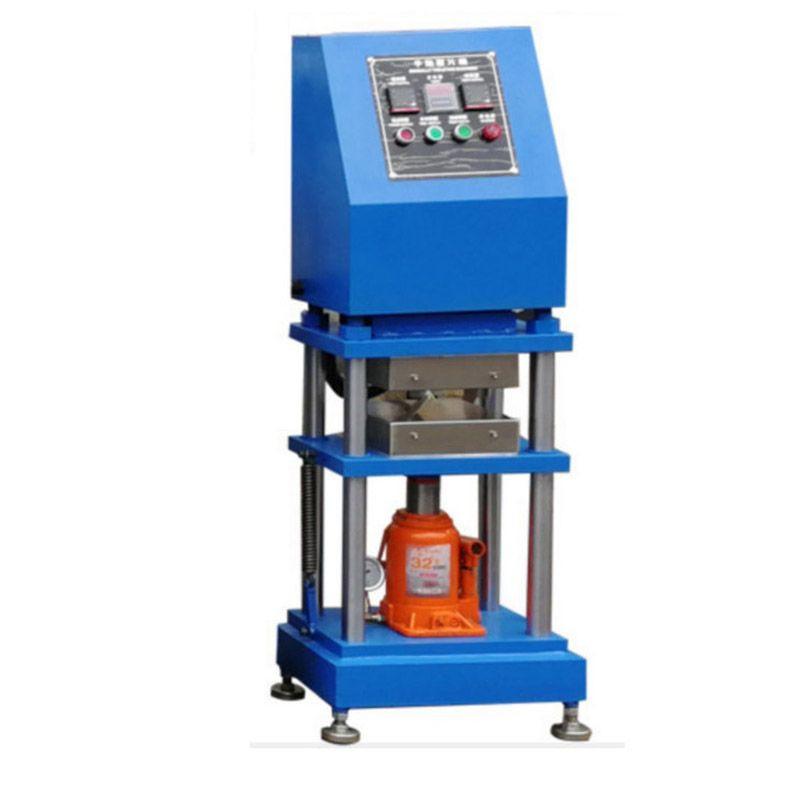 Manual Lab Hydraulic Press Vulcanizing Machine