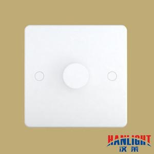 250W 1 Gang 1 Way Rotary Fan Regulator Dimmer Switch