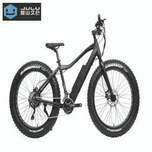 48V 750V fat tire mountain electric bicycle