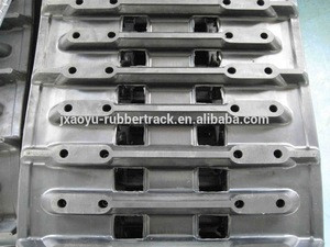 620*90.6*64 ATV rubber tracks for Hagglunds BV206