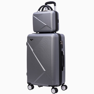ABS+PC Lugagge Universal Wheel Travel Suitcase