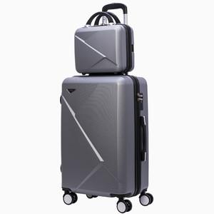 ABS+PC Lugagge Universal Wheel Travel Suitcase