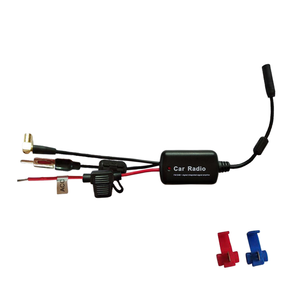 Best Price Car Radio FM Antenna Amplifier DAB+ Digital Radio Signal Radio Antenna Signal Booster