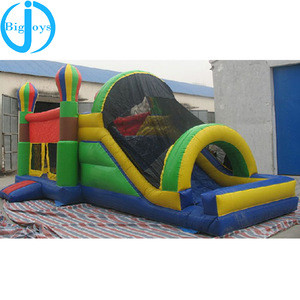 Bubble bouncer baby trampoline indoor inflatable combo bouncers for kids