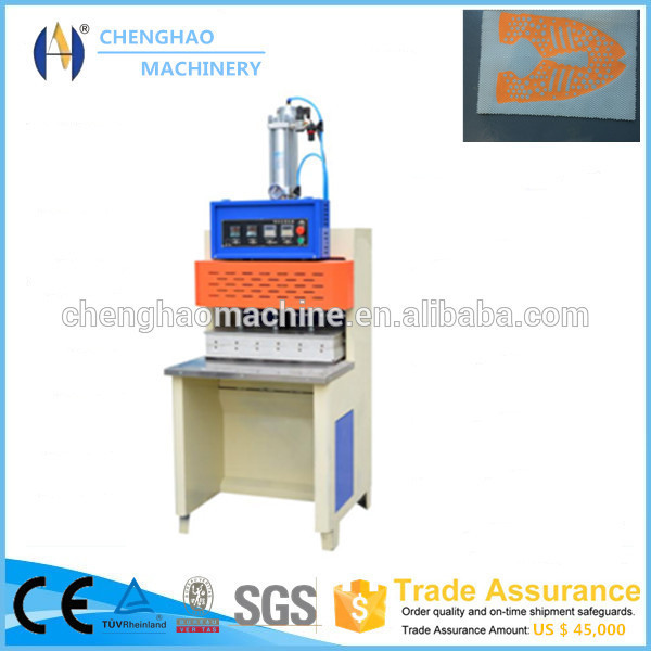 Ch-1110-xc 8kw Hot-press Footwear Welding Machine For Making Shoes Soles