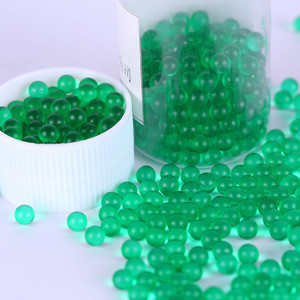 China Factory Fresh Ready To Export Menthol Cigarette Crush Balls 3.3mm 2.8mm Full Sizes Cigarette Capsules