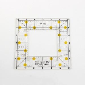 clear plastic acrylic folding straight rulers 30cm drawing kid school CN