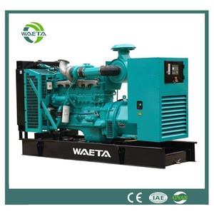 Commins engine 500kva/400kw silent diesel power generator