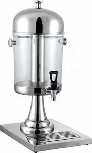 Factory direct stock hot or cold commercial juice dispenser cold drink beverage