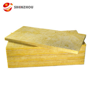 Fireproof and soundproof thermal insulation fiberglass wool