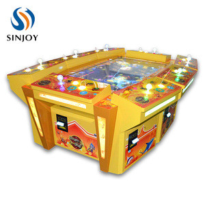 Fishing game software/dragon slayers/fish table gambling machine for sale