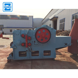 Forestry machinery drum wood chipping machine/disk wood chipper