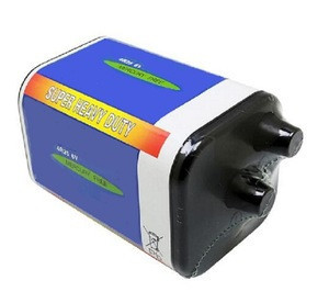 GEELIAN Super heavy duty battery 4R25 6V 1 pcs/shrink