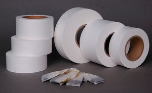 Heat Sealable Filter Paper For Coffee Tea Bag In Roll