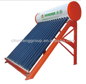 High Efficiency Solar Energy Water Heater