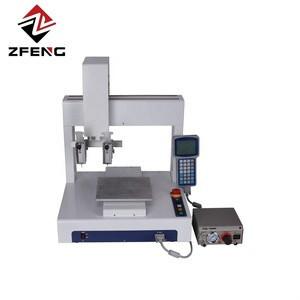 Hot melt optical drives industrial 3 axis desktop glue dispensermachine