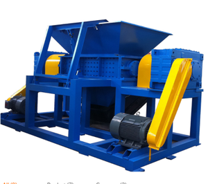 Hot sale waste cloth tearing machine for textile recycling with good price