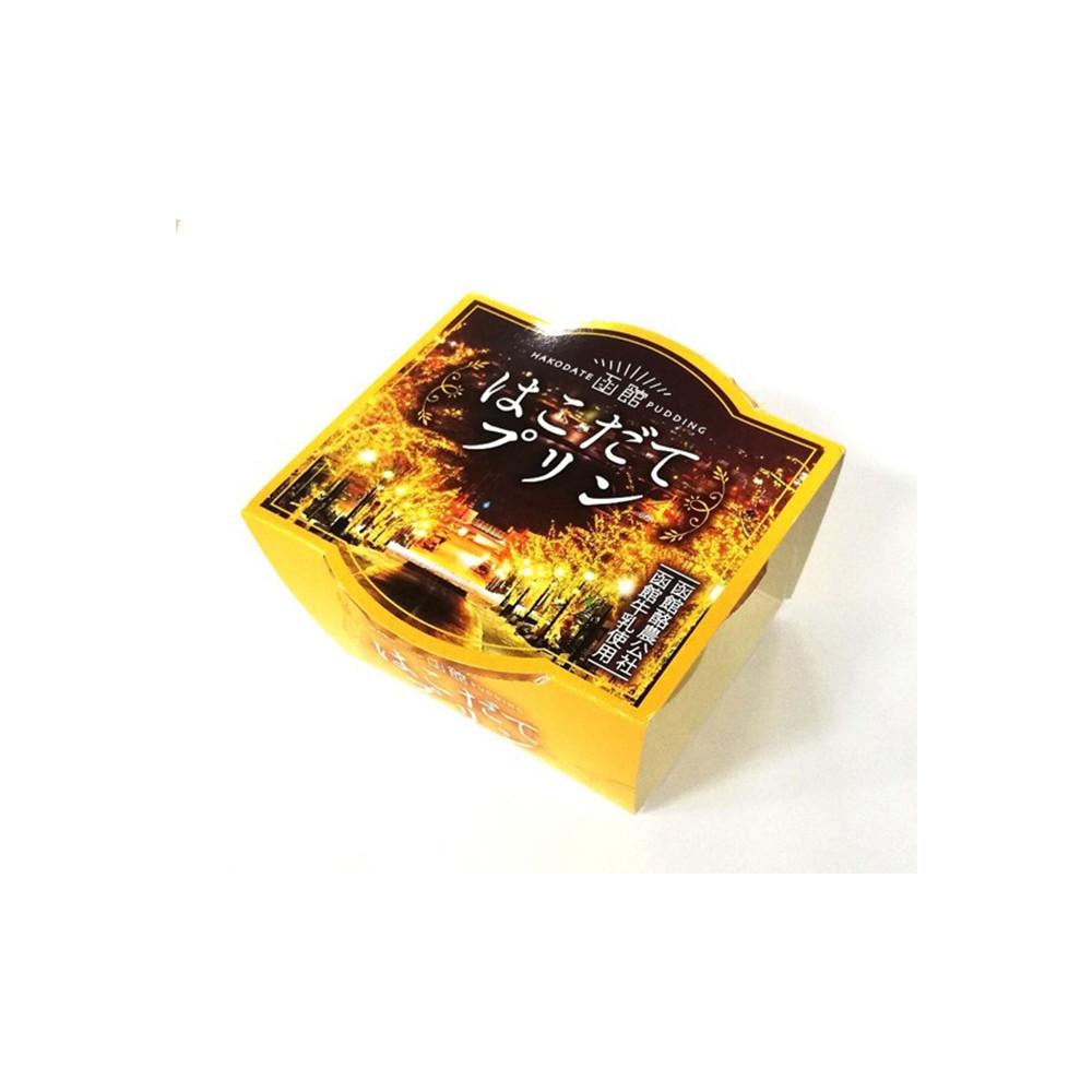 Japan unique shelf-stable delicious healthy snacks fresh custard milk pudding