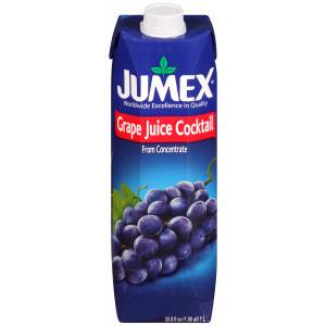Jumex Juice - Grape Juice - 1 Liter