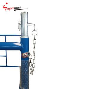 Ladder frame scaffold