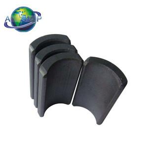 Large quantity arc generator ferrite magnet for ceiling fan