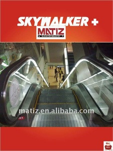 MATIZ Low-noise Residential Escalator