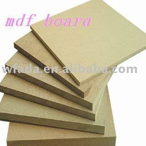 MELAMINE THIN THICKNESS 2MM mdf board