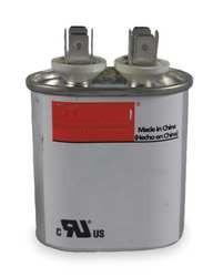 Motor Run Capacitor 5 MFD 2-3/4 in H 0001