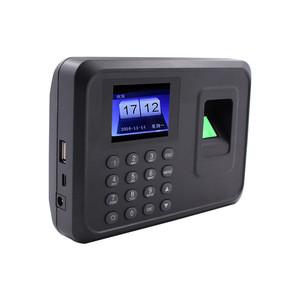 Standalone Biometric Time Recording Type fingerprint reader biometric time attendance system