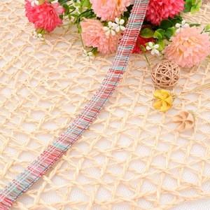 Top design boho trim fringe and tassel for carpets and pennant