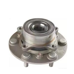Wheel bearing hub front axle OE MR992374 front wheel hub
