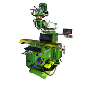X6325 China manufacturer Taiwan head Vertical turret milling machine