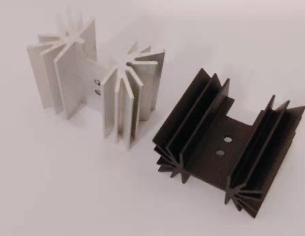 Aluminum Fin Heatsink