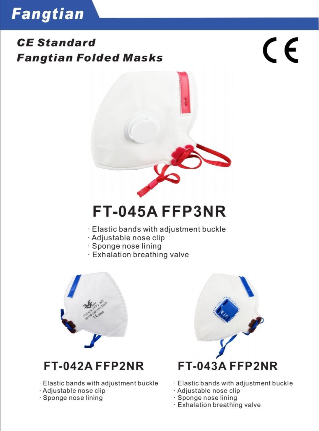 FT-045/042/043 FFP3/2 NR
