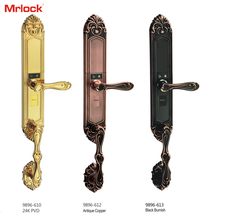 Mrlock 9896 Entrance Doors Smart Lock