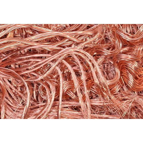 Copper Wire Millberry Scrap