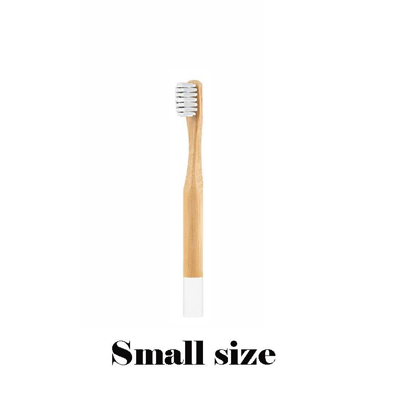 Small Size Bamboo Toothbrush