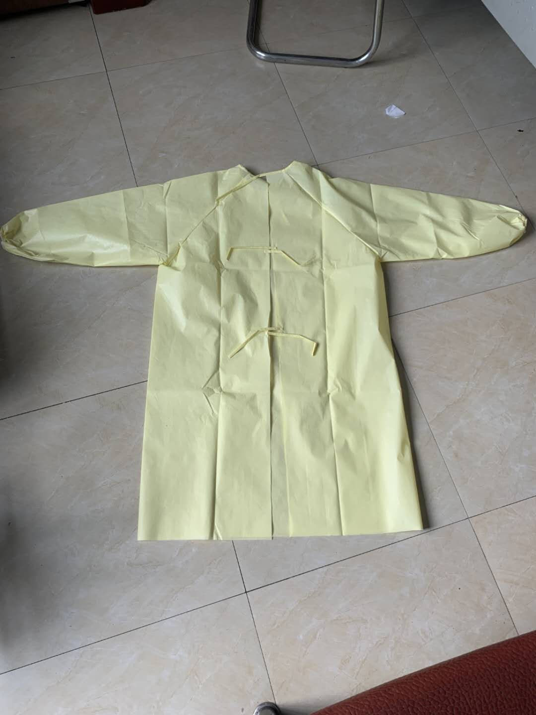 Disposable medical gown、Disposable civil isolation gown