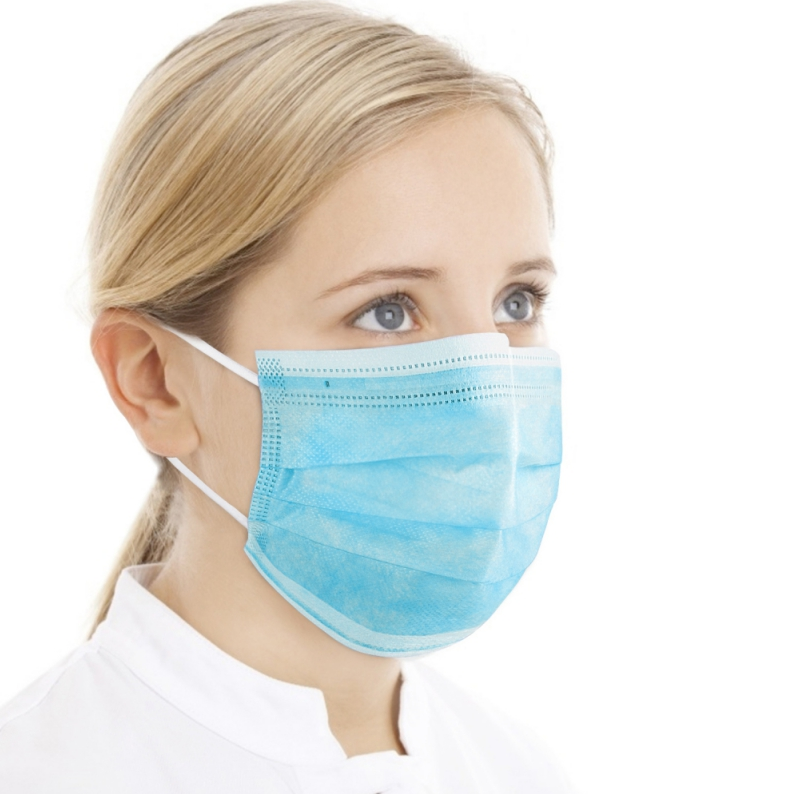 Disposable Protective Facemask
